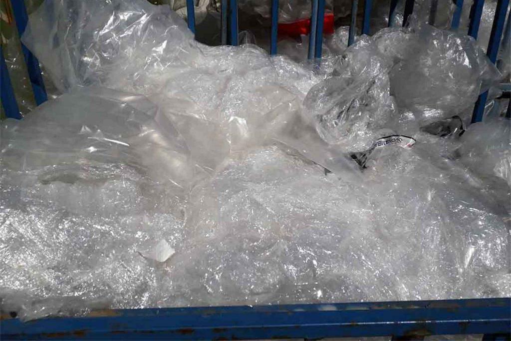 Reciclado de plásticos - Reciclaje Sevilla - Cubas del Sur