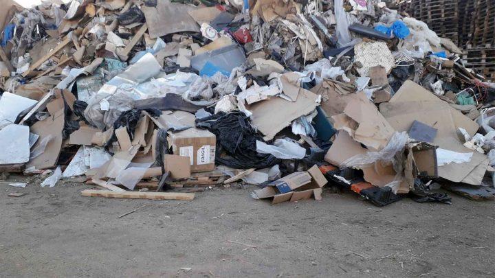 Reciclado de residuos industriales no peligrosos - Reciclaje Sevilla - Cubas del Sur